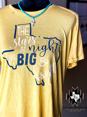 Stars at Night Tee - The Tillie Rose Boutique