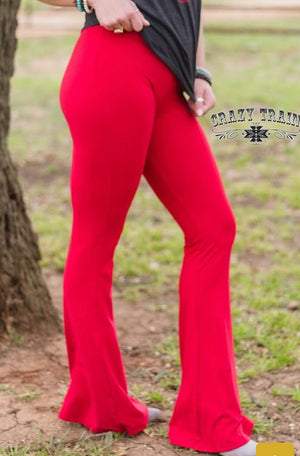 Rojo Bell Air Flares - The Tillie Rose Boutique