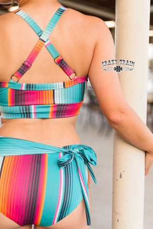 TOP- Swimmin in Serape - The Tillie Rose Boutique