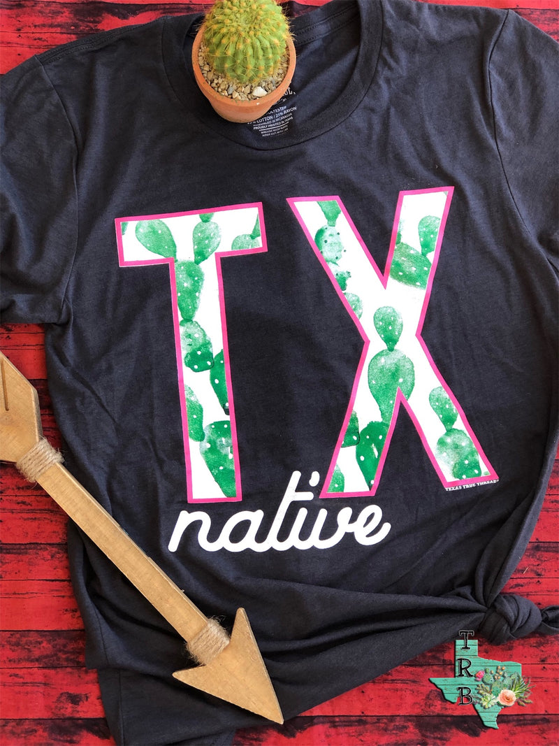 TX Native Tee - The Tillie Rose Boutique
