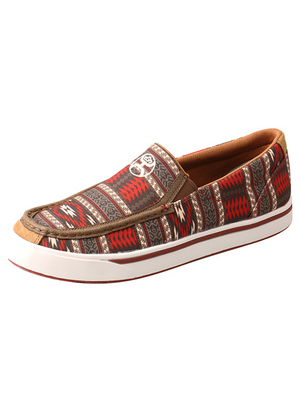 Hooey by Twisted X Slip-On Lopers - The Tillie Rose Boutique