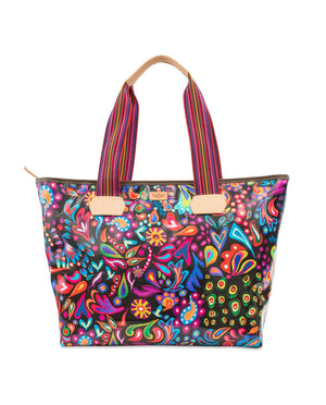 Sophie Zipper Tote by Consuela - The Tillie Rose Boutique