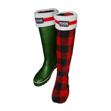 Load image into Gallery viewer, Pook Wellies Large Ladies Size 5 - 8/Mens Up to Size 7