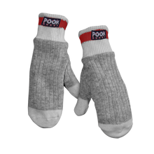 Load image into Gallery viewer, Pook Dukes - Red Adult Sock Mitts