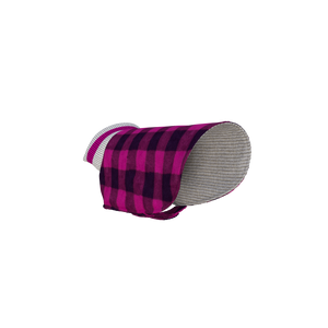 Pook Pooch Reversible - Pink Polar Fleece & Wool