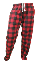 Load image into Gallery viewer, Pook Red Plaid Pajama Pants