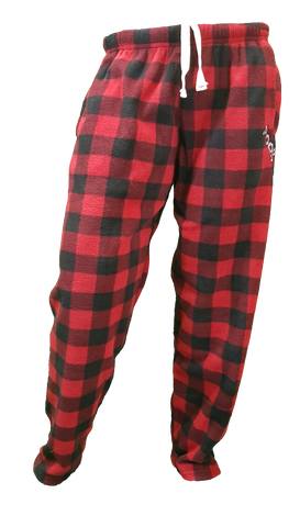 Pook Red Plaid Pajama Pants