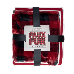 Pook Faux Fur Blanket