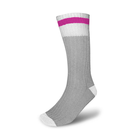 Wool Socks - Pink