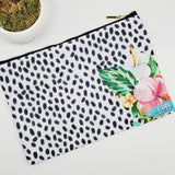 LAUREN PHELPS DESIGNS FLAMINGO COLLAB POUCH (JUNE 2020)
