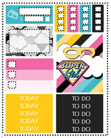 Girl Super Hero Mini Kit