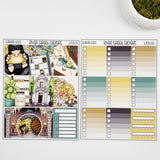 Goblins Gold Weekly Planner Sticker Kit