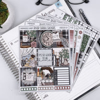 Farmhouse Charm Horizontal Weekly Kit