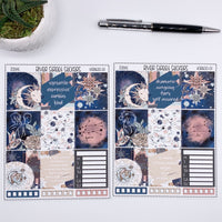 Zodiac Horizontal Weekly Kit (Choose Your Sign)