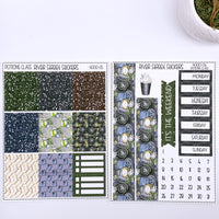 Potions Class Weekly Planner Sticker Kit
