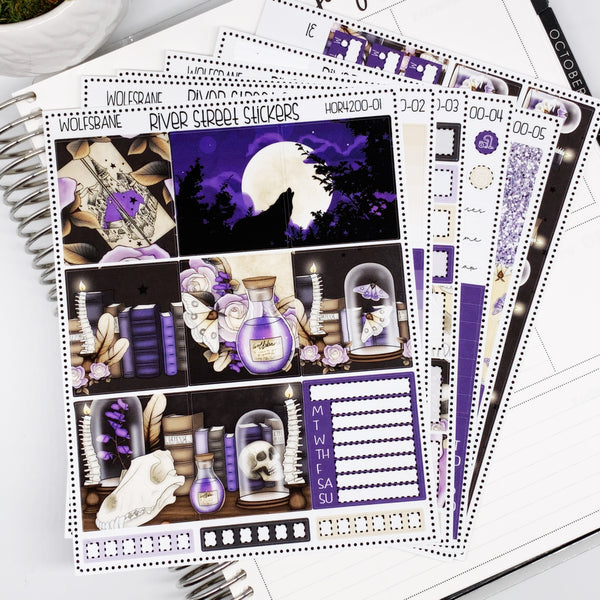 Wolfsbane Horizontal Weekly Kit