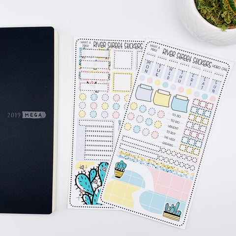 WHAT A PRICK HOBONICHI WEEKS KIT