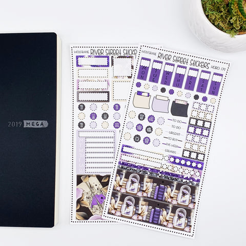 WOLFSBANE HOBONICHI WEEKS KIT