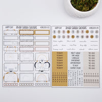 Happy Day Horizontal Weekly Kit