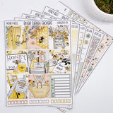 Honey Bee Horizontal Weekly Kit