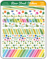 St Patricks Day Washi 1
