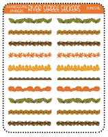 Thanksgiving Dividers