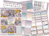 Crystal Power Horizontal Weekly Kit