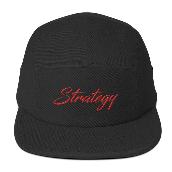 """Strategy"" Five Panel Cap"