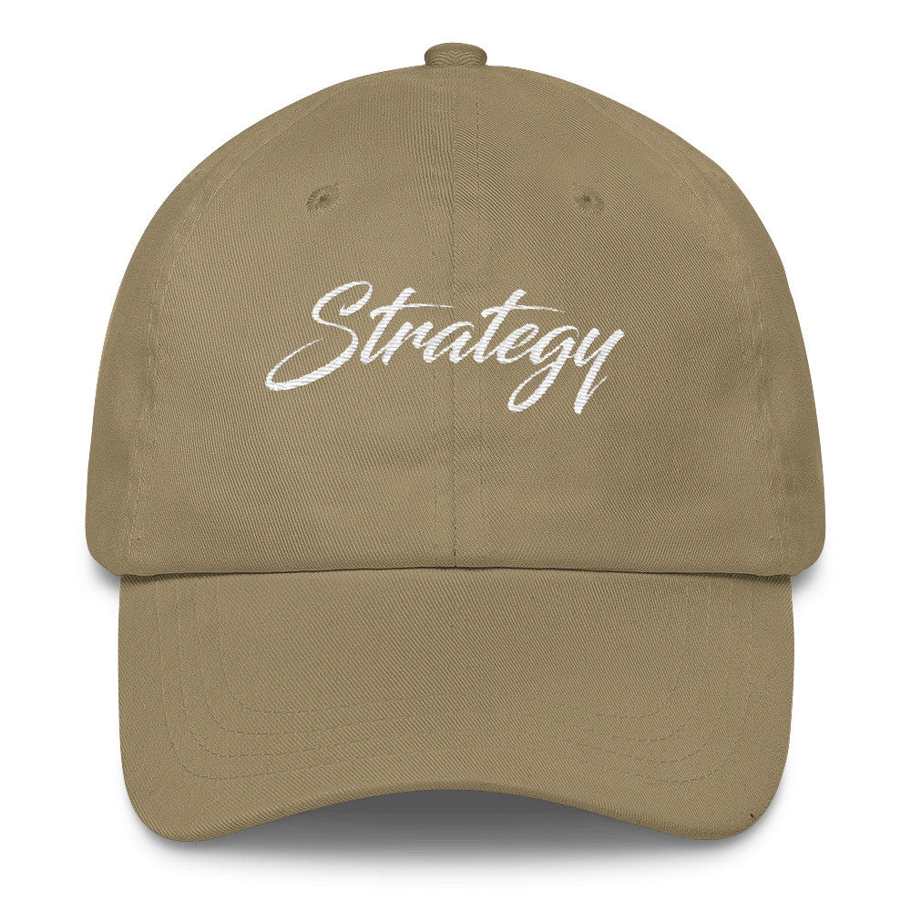 """Strategy"" Classic Dad Hat"