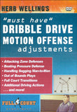 dribble motion adjustments