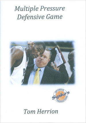 Ball Pressure Match-Up Defense DVD
