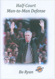 dvd - man-to-man defense bo ryan