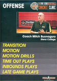 offense  transition motion & plays