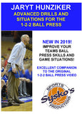 New in 19! Drills & Situations Ball Press