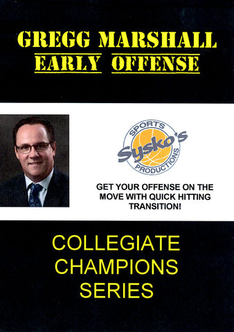 Gregg Marshall Special Situations
