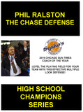 Phil Ralston-The Chase Defense-NEW