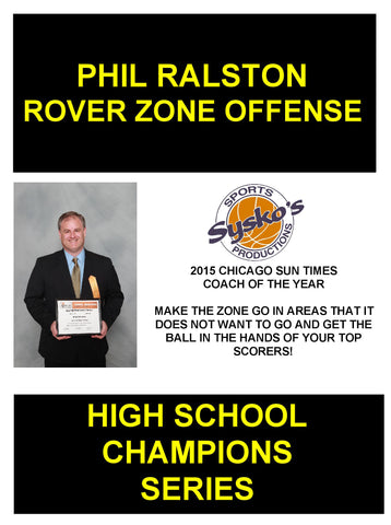 Phil Ralston-Rover Zone Offense