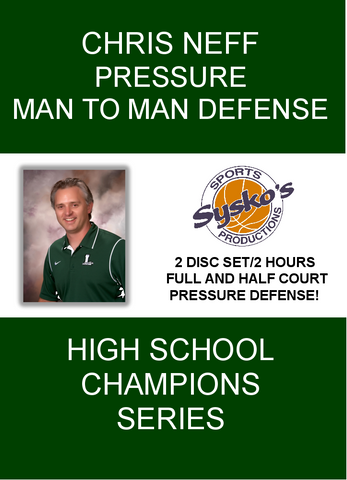 Pressure Man to Man Defense