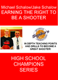 Earning the Right to Be a Shooter