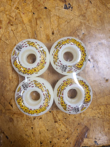 FOUR WHEEL CO PIZZA 53MM