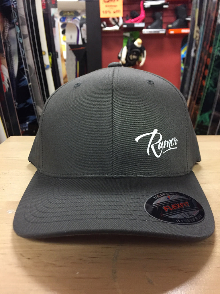 Rumor Flexfit Hat grey