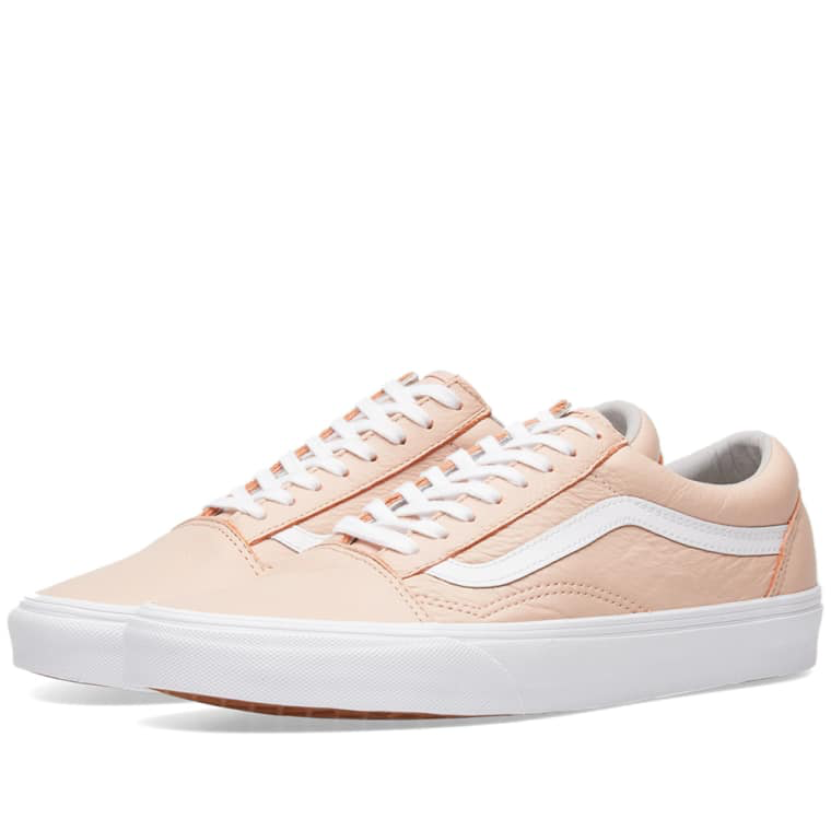 VANS OLD SKOOL LEATHER OXFORD EVENING