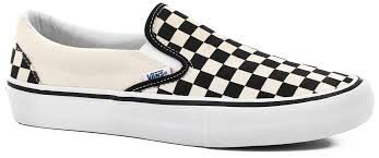 VANS SLIP ON PRO SHOES