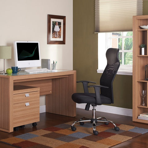 Desk and Storage