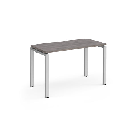 Adapt single desk 600mm deep