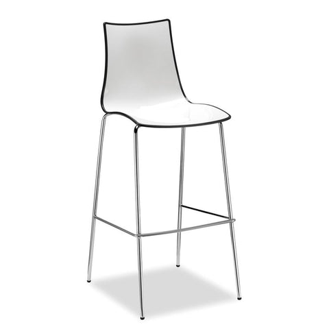 Gecko shell dining stool with legs - - Furniture