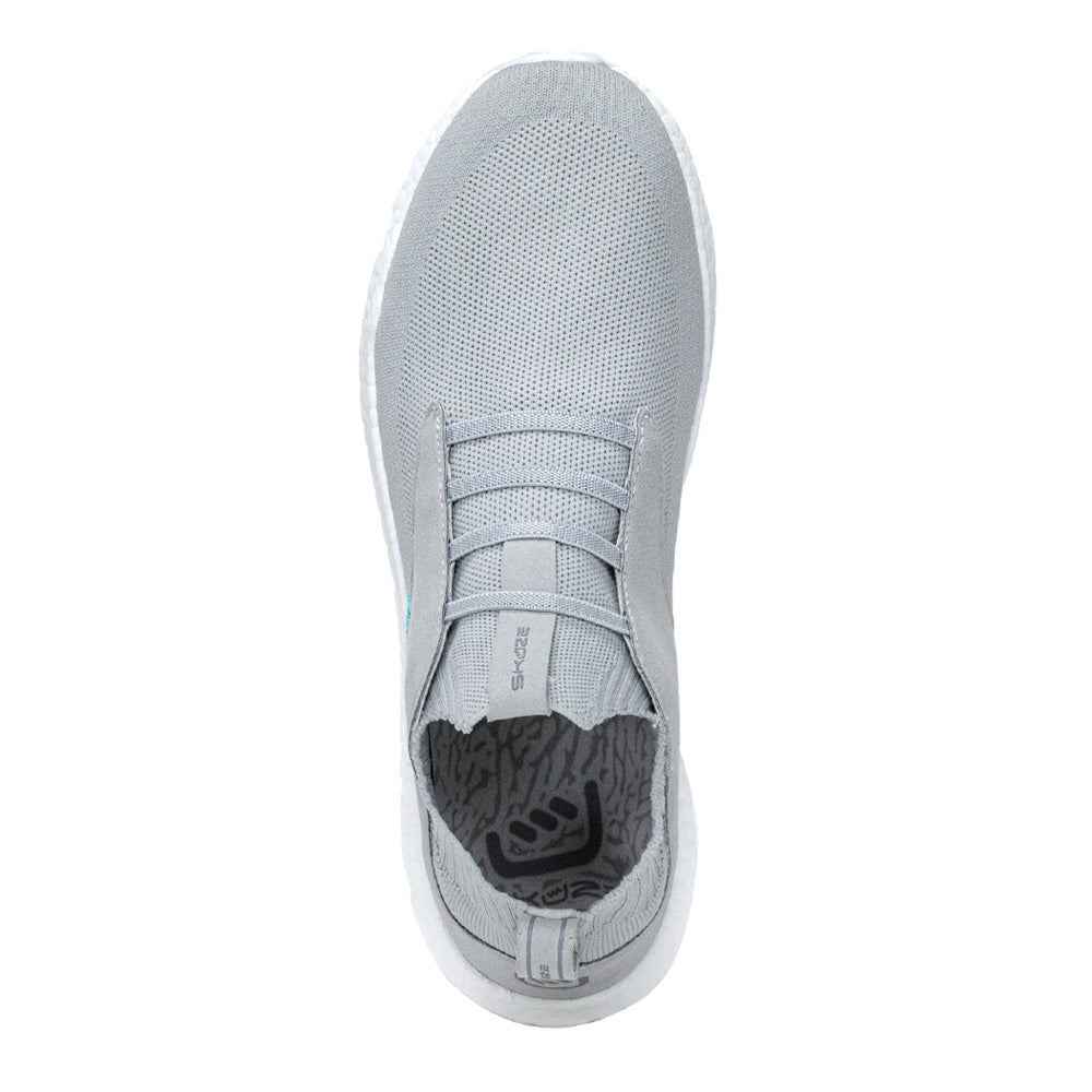 Milano by Skuze Shoes - Grey & White