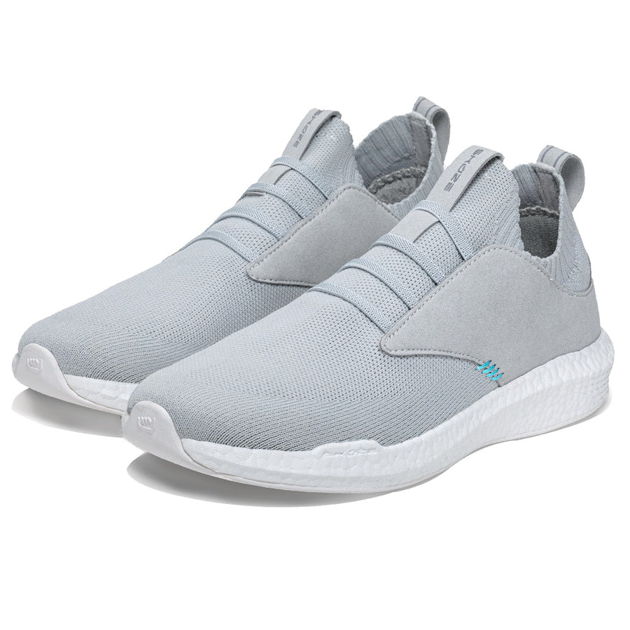Milano by Skuze Shoes <br> Grey & White