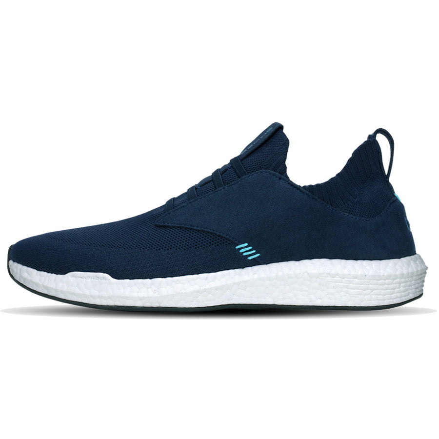 Milano by Skuze Shoes <br> Navy & White