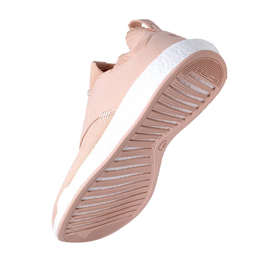 Milano by Skuze Shoes <br> Peach & White